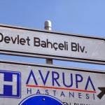 Adana'da Kenan Evren Bulvarı'nın adı değişti