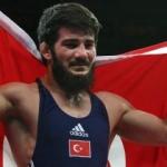 Soner Demirtaş'tan bronz madalya!