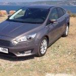 TEST: Ford Focus Sedan 1.5 TDCi PowerShift