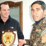 'McGurk Kobani'de YPG ile görüştü'