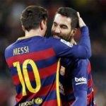 Messi'nin yerine Arda Turan'ı seçtiler!