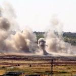 Suriye'de dört büyük patlama!