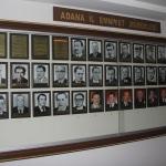 FETÖ'den tutuklanan müdürlerin fotoğrafları artık panoda yok