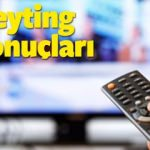 30 Eylül reyting sonuçları | Hangi dizi birinci oldu?