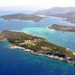 Ünlü işadamının adasına el konuldu
