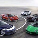 Ferrari yeni canavarlarını tanıttı!