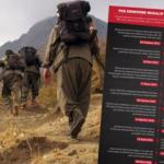 PKK o isimleri hedef aldı!