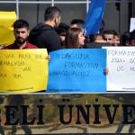 """Üniversite öğrencilerinden """"formasyon"""" talebi"""