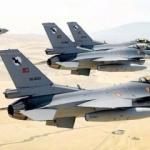 'F-16'ları biz uçururuz'