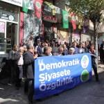 Diyarbakır Belediye Başkanı Kışanak'ın gözaltına alınması