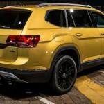 VW'nin en büyük SUV'u ortaya çıktı