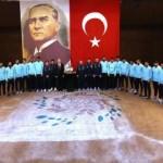 Milli Takım'dan Atatürk için saygı duruşu!