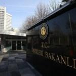 Dışişleri'nden Yunanistan'a 'Erdoğan' yanıtı