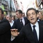 Sarkozy'i  çileden çıkaran soru!