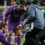 Real Madrid'i sarsan sakatlık!