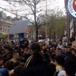 Rotterdam'da Fenerbahçe heyecanı