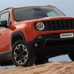 Jeep Renegade için faizsiz finansman