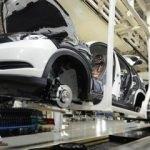 Türkiye'nin otomotiv üretimi arttı