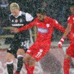 Kartal Bolu'da buz kesti!