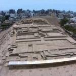 Peru'nun ortasında piramit çıktı