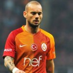 Sneijder: Onunla sorundan başka bir şey yaşamadım!