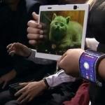 Katlanabilir akıllı telefon ve tablet yaptılar!
