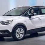 Opel Crossland X ortaya çıktı