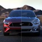 Sonunda ortaya çıktı! İşte yeni Mustang