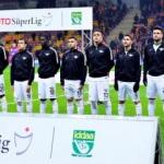 Akhisarlı futbolcu Arena'da rekor kırdı!