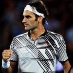 Roger Federer terlemeden yarı finalde!