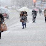 İstanbul güncel hava durumu! Kar yağışına saatler kaldı...