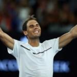 Rafael Nadal durdurulamıyor! Yarı final...
