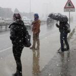 Hafta sonu hangi illerde kar yağacak? Hava durumu raporu