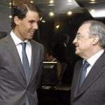 Nadal, Real Madrid başkanlığına göz dikti!