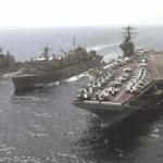 Kuzey Kore'yi titrettiler: 40 donanma gemisi!