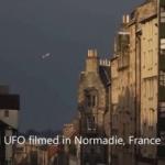 Fransa'da UFO alarmı verildi!