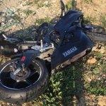 Antalya'da motosikletle otomobil çarpıştı: 1 ölü