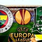 Fenerbahçe Krasnodar maçını canlı izlemek mümkün mü?