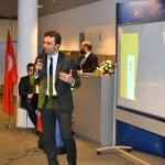 Anayasa Komisyonu Üyesi Köse, gurbetçilere yeni anayasayı anlattı
