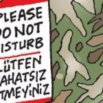 Hürriyet'ten skandal asker karikatürü