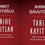 Ahmet Davutoğlu'nun yeni kitabı çıktı