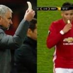 Böylesi görülmedi! Mourinho muz yedirdi