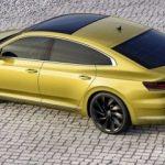 VW Arteon'dan ilk video geldi!