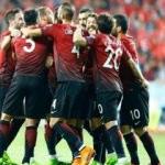 A Milli Takım kafilesi Eskişehir'e geldi