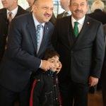 Milli Savunma Bakanı Işık Kocaeli'de