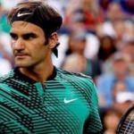 Roger Federer'in bileği bükülmüyor!