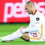 Şok sözler! 'Sneijder benim kadar olmuş'