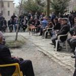 Cumhurbaşkanı Başdanışmanı Orhan, Bahçesaray'da vatandaşla buluştu