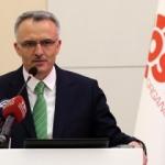 Bakan Ağbal'dan bütçe açığı açıklaması