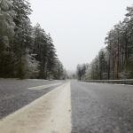 Kırklareli'de kar yağışı etkisini kaybetti